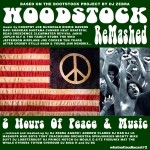 """Woodstock ReMashed. 2 Hours Of Peace & Music."""