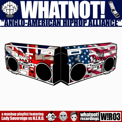 Anglo-American HipHop Alliance [whatnot!recordings03]